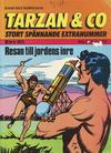 Cover for Tarzan & Co (Williams Förlags AB, 1971 series) #2/1973