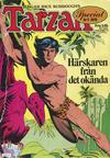Cover for Tarzan special (Williams Förlags AB, 1976 series) #3/1976