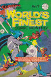 Cover for Superman Presents World's Finest Comic Monthly (K. G. Murray, 1965 series) #17