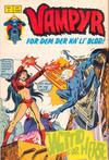 Cover for Vampyr (Interpresse, 1972 series) #9