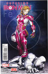 Cover for Superior Iron Man (Marvel, 2015 series) #9