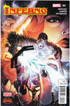 Cover for Inferno (Marvel, 2015 series) #2