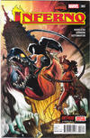 Cover for Inferno (Marvel, 2015 series) #3