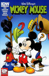 Cover for Mickey Mouse (IDW, 2015 series) #2 / 311 [Mouse of Many Hats Subscription Cover]