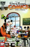 Cover for Walt Disney's Comics and Stories (IDW, 2015 series) #721 [Goofy's Sundae Subscription Variant]
