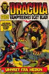Cover for Dracula (Interpresse, 1972 series) #5