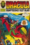 Cover for Dracula (Interpresse, 1972 series) #12