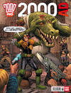 Cover for 2000 AD (Rebellion, 2001 series) #1889
