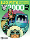 Cover for 2000 AD (Rebellion, 2001 series) #1892