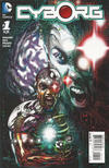 Cover Thumbnail for Cyborg (2015 series) #1 [1:25 Tony Harris Cover Variant]