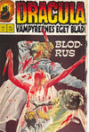 Cover for Dracula (Interpresse, 1972 series) #9