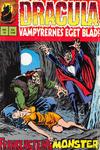 Cover for Dracula (Interpresse, 1972 series) #19