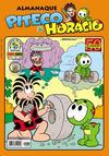 Cover for Almanaque Piteco & Horácio (Panini Brasil, 2009 series) #5