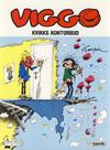 Cover for Viggo (Semic, 1986 series) #1 - Viggo - Kvikks kontorbud [4. opplag]