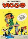 Cover for Viggo (Semic, 1986 series) #2 - Alle er ute etter Viggo [4. opplag]