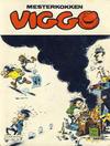 Cover for Viggo (Semic, 1986 series) #6 - Mesterkokken Viggo [2. opplag]