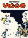 Cover for Viggo (Semic, 1986 series) #6 - Mesterkokken Viggo [3. opplag]
