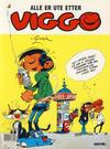 Cover for Viggo (Semic, 1986 series) #2 - Alle er ute etter Viggo [5. opplag]