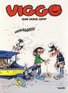 Cover for Viggo (Semic, 1986 series) #3 - Viggo gir ikke opp [5. opplag]