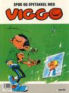 Cover for Viggo (Semic, 1986 series) #10 - Spøk og spetakkel med Viggo [3. opplag]