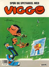 Cover for Viggo (Semic, 1986 series) #10 - Spøk og spetakkel med Viggo [3. opplag Reutsendelse]