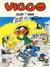 Cover for Viggo (Semic, 1986 series) #12 - Viggo eller og kaos [4. opplag]