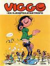 Cover for Viggo (Semic, 1986 series) #14 - Viggo - en kjempekatastrofe [3. opplag]