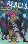 Cover for R.E.B.E.L.S. (DC, 2010 series) #4 - Sons of Brainiac