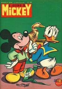 Cover Thumbnail for Le Journal de Mickey (Hachette, 1952 series) #188