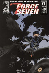 Cover Thumbnail for Force Seven (Lone Star Press, 1999 series) #1
