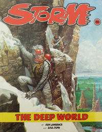 Cover Thumbnail for Storm:  The Deep World (Quality Communications, 1982 series)