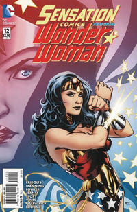 Cover Thumbnail for Sensation Comics Featuring Wonder Woman (DC, 2014 series) #12
