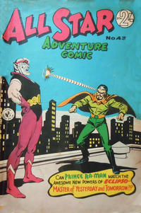 Cover Thumbnail for All Star Adventure Comic (K. G. Murray, 1959 series) #43