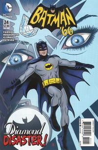 Cover Thumbnail for Batman '66 (DC, 2013 series) #24