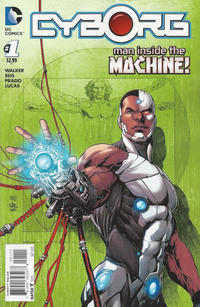 Cover Thumbnail for Cyborg (DC, 2015 series) #1