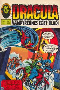 Cover Thumbnail for Dracula (Interpresse, 1972 series) #11