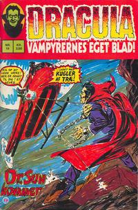 Cover Thumbnail for Dracula (Interpresse, 1972 series) #19