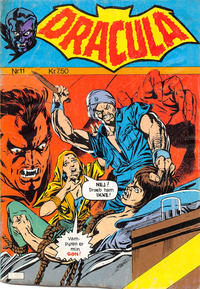 Cover Thumbnail for Dracula (Winthers Forlag, 1982 series) #11