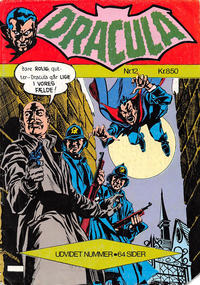 Cover Thumbnail for Dracula (Winthers Forlag, 1982 series) #12