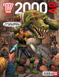 Cover Thumbnail for 2000 AD (Rebellion, 2001 series) #1889
