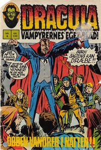 Cover Thumbnail for Dracula (Interpresse, 1972 series) #6