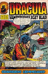 Cover Thumbnail for Dracula (Interpresse, 1972 series) #5