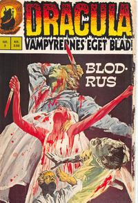 Cover Thumbnail for Dracula (Interpresse, 1972 series) #9