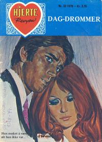 Cover Thumbnail for Hjerterevyen (Serieforlaget / Se-Bladene / Stabenfeldt, 1960 series) #33/1979