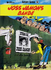 Cover Thumbnail for Lucky Luke (Interpresse, 1971 series) #38 - Joss Jamons bande