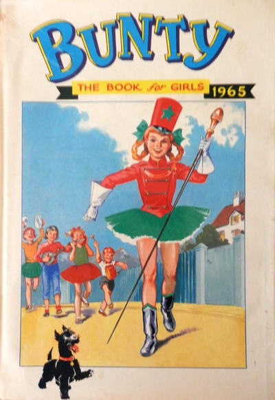 Cover for Bunty for Girls (D.C. Thomson, 1960 series) #1965