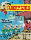 Cover for Lucky Luke (Egmont Ehapa, 1977 series) #21 - Vetternwirtschaft [Nachdruck 1990 ]