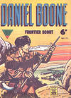 Cover for Daniel Boone (L. Miller & Son, 1957 series) #22