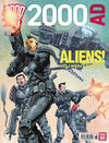 Cover for 2000 AD (Rebellion, 2001 series) #1885