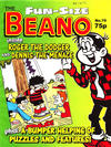 Cover for Fun-Size Beano (D.C. Thomson, 1997 series) #79